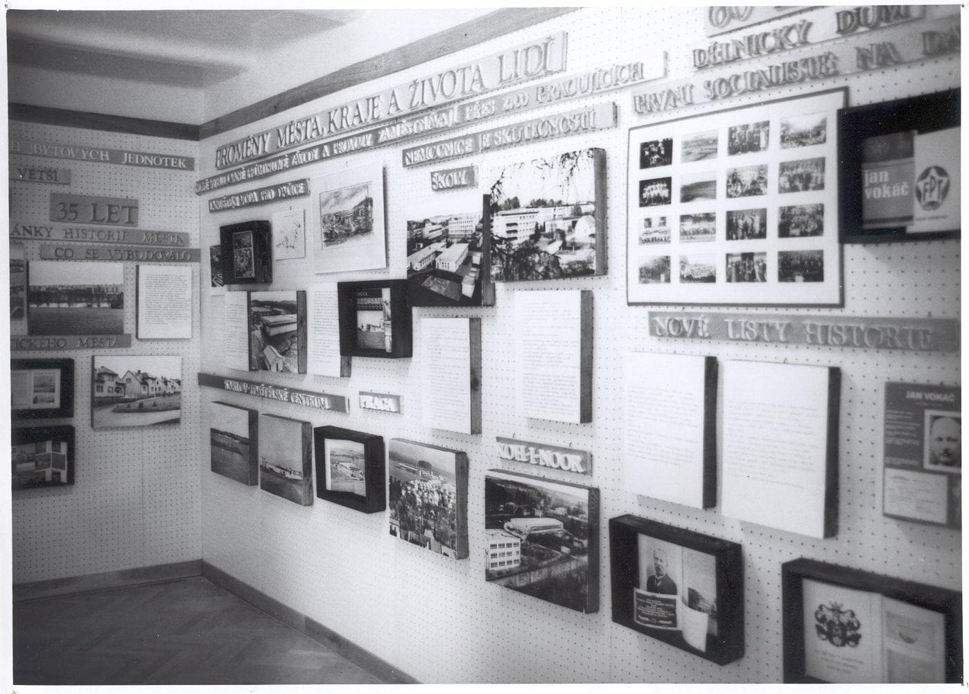 muzeum Dančice -historie