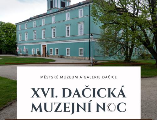 Muzejní noc aodpoledne pro děti sPéťou Bajzou